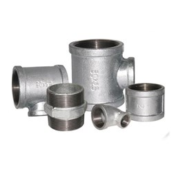 MJ Steel Fittings