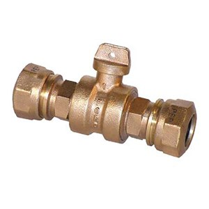 Curb Stops and Meter Valves