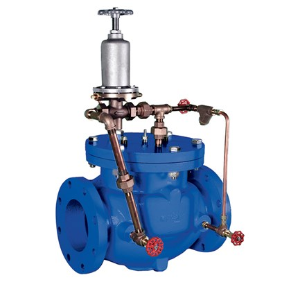 VAG Automated Control Valve